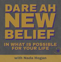 Dare Ah New Belief