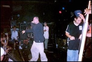 The Non Prophets rock the mic, yo