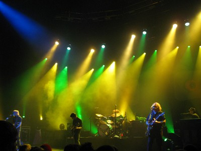 My Morning Jacket on www.nadamucho.com