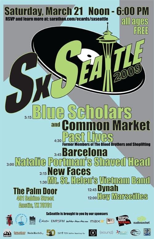 SXSeattle 2009