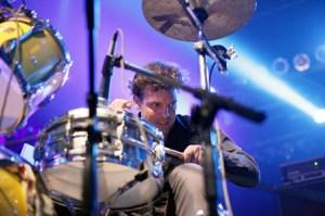 Battles drummer