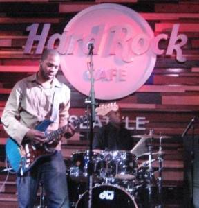 Ayron Jones @ The Hard Rock Cafe