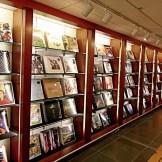 Racks and Racks of Delicious Vinyl