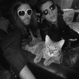 "Duke Evers' cat picture is probably the ""coolest"" of the bunch"