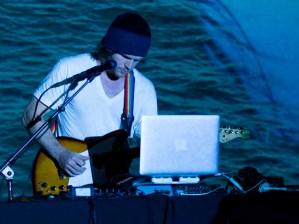 Christopher Wilits during Decibel Festival 2014