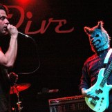 Danzig With Wolves at the High Dive in 2011