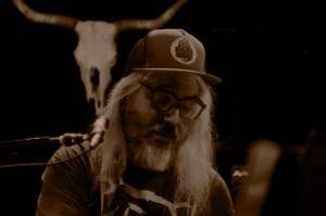 J Mascis @ The Tractor November 2014 by TBASA for www.nadamucho.com