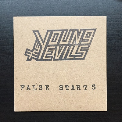 The Young Evils – False Starts EP on www.nadamucho.com