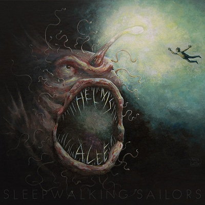 Helms Alee – Sleepwalking Sailors on www.nadamucho.com
