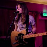 Honeyblood @ Barboza March 2015 by Sunny Martini for Nada Mucho