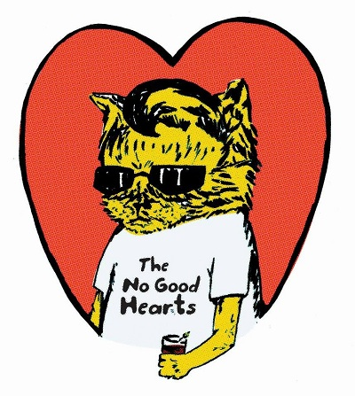 The No Good Hearts on Nada Mucho