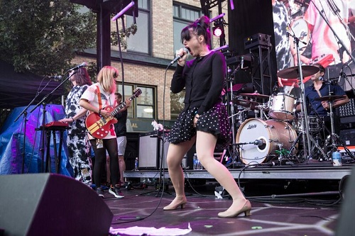 The Julie Ruin at CHBP by Sunny Martini for Nada Mucho