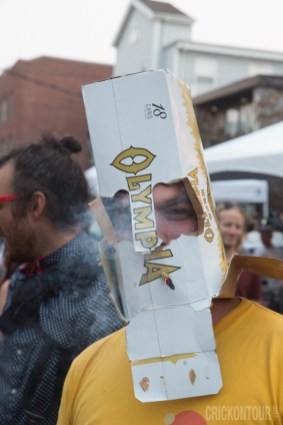 Beer Head @ Summit Block Party 2015 by Alex Crick for Nada Mucho