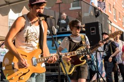 Detective Agency @ Summit Block Party 2015 by Marcus Klotz for Nada Mucho