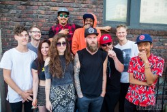 RA Scion and Crew @ Summit Block Party 2015 by Alex Crick for Nada Mucho