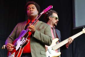 Grace Love and the True Loves at Bumbershoot 2015 by Jim Toohey for Nada Mucho