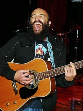 Kimo Muraki at Edge Soundtrack Release Show @ The Skylark by Jim Toohey for Nada Mucho