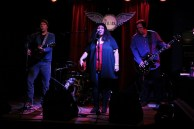 St. John & The Revelations at Edge Soundtrack Release Show @ The Skylark by Jim Toohey for Nada Mucho