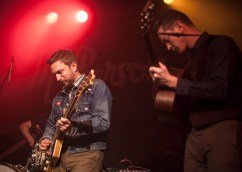 JD McPherson @ The Tractor by Tori Dickson for Nada Mucho