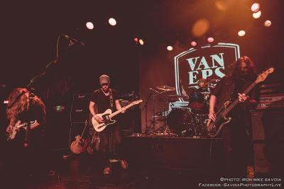 Van Eps @ The Showbox by Iron Mike Savoia