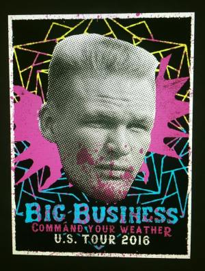 Big Business US Tour 2016