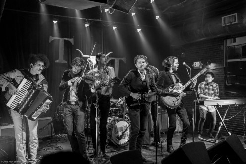 Country Lips @ Tractor Tavern by Rich Zollner for Nada Mucho 4