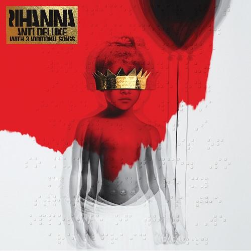 Rihanna Anti Deluxe