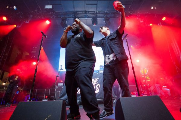 Run the Jewels at CHBP by Eric Tra for Nada Mucho