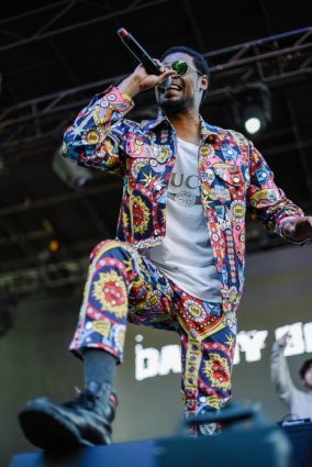 Danny Brown. Photo by Rachel Bennett.