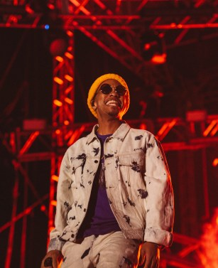 Andersen Paak by Maurice Harnsberry