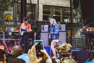 Alvvays @ Capitol Hill Block Party 2018 by Rachel Bennett for NadaMucho (2)