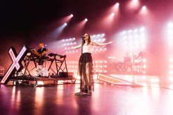 CHVRCHES @ The Paramount by Eric Tra for NadaMucho.com
