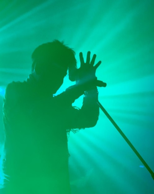 Gary Numan @ The Neptune by Stephanie Oster for NadaMucho (13)