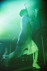 Gary Numan @ The Neptune by Stephanie Oster for NadaMucho (15)