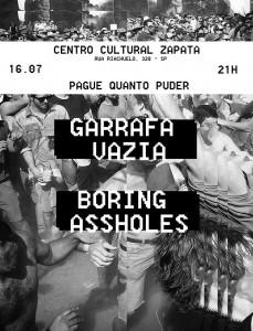 flyer_show_garrafa