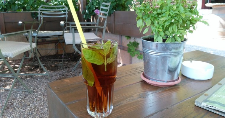 Zomers recept: Healthy Homemade Ice Tea