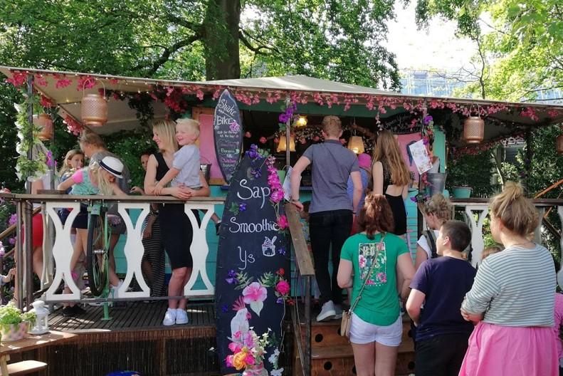 Festival: Lepeltje Lepeltje in Amersfoort