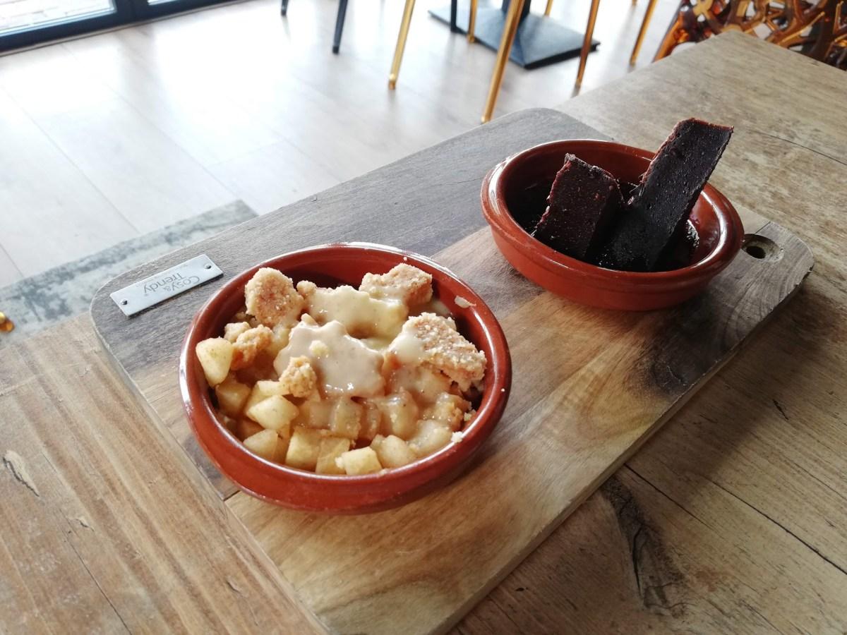 De desserts van Tres Tapas & Wine Bar in Veenendaal