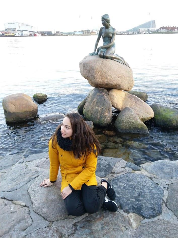 The little mermaid was toch wel iets wat ik graag wilde zien.