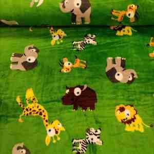 Wellnessfleece Zootiere