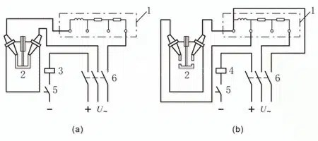 How to measure the operating time of high voltage circuit