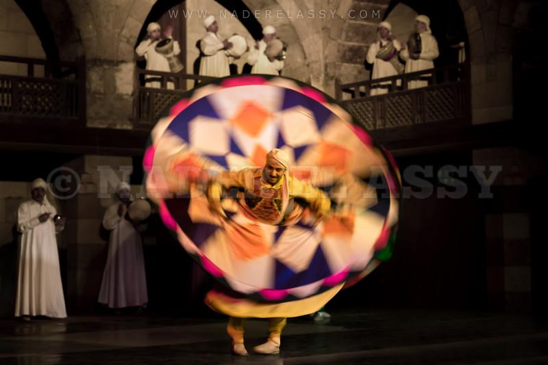 Single Tanura Dancer