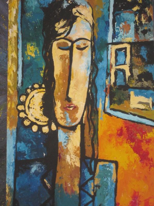 Art Gallery Oil Paintings