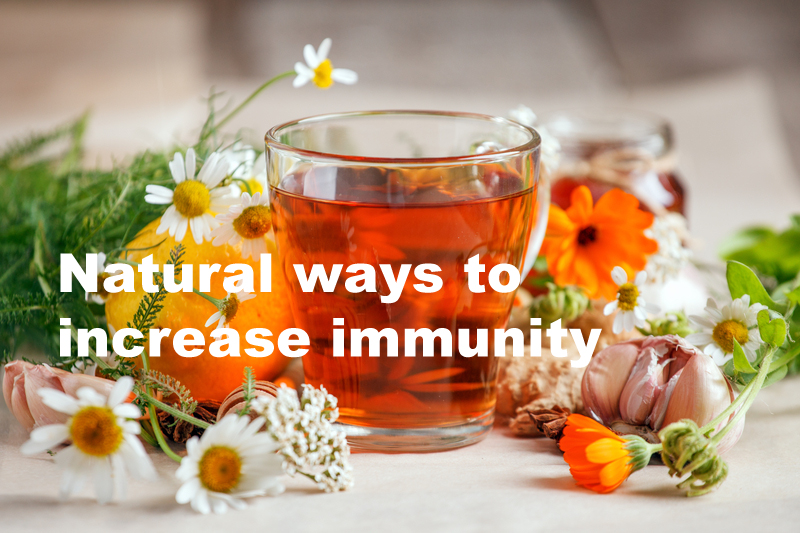 Natural ways to increase Immunity