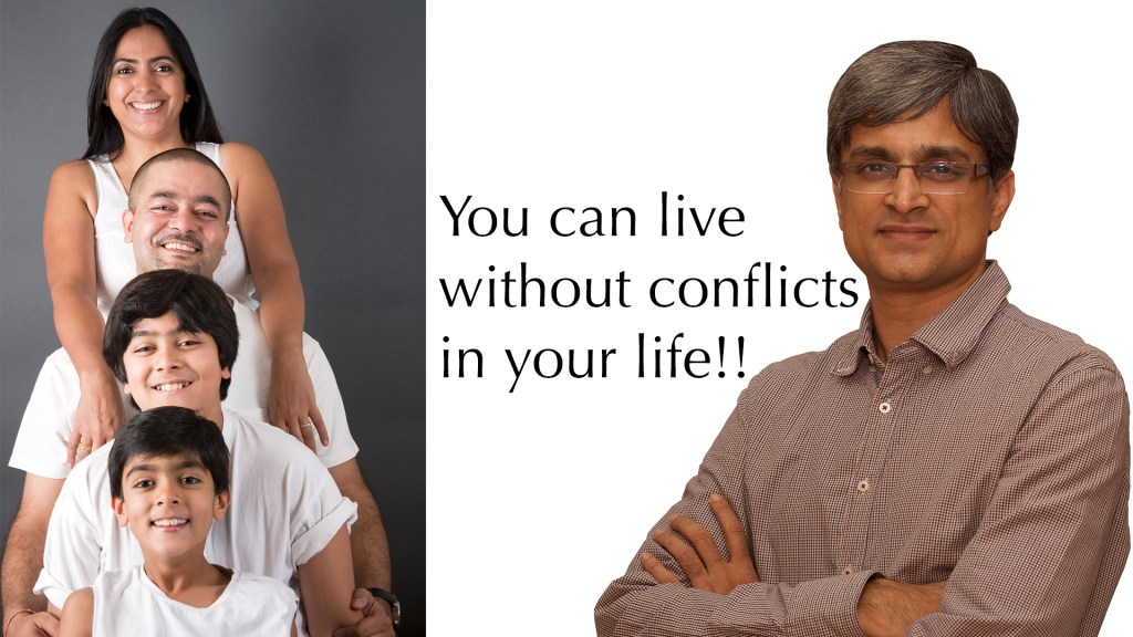 You can live without conflicts