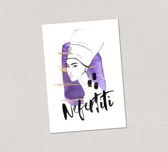Nefertiti // collaboration