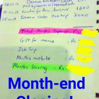 Monthly Budgeting & Saving