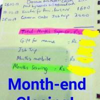 Monthly Budgeting & Saving
