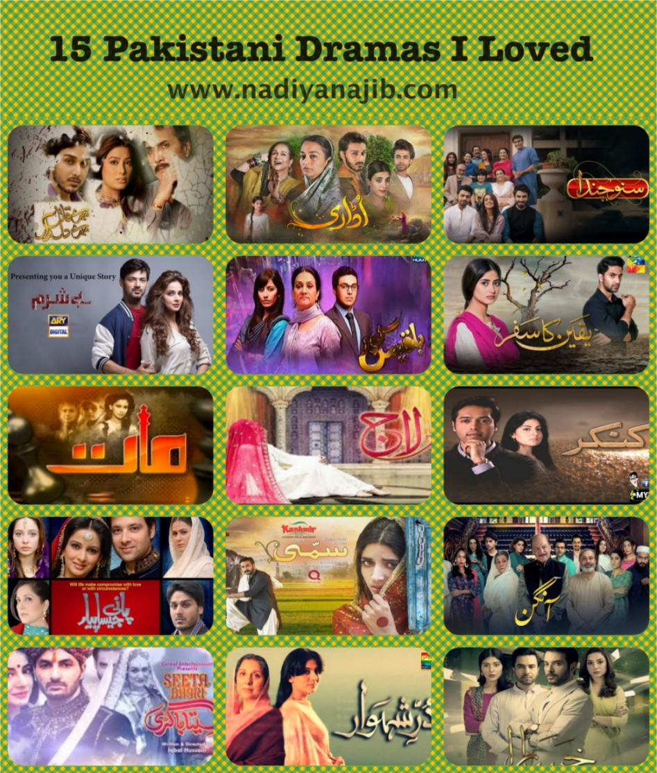 15 Pakistani Dramas I Loved & Hated Watching