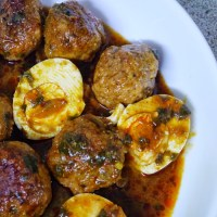 Kofta Anda Recipe